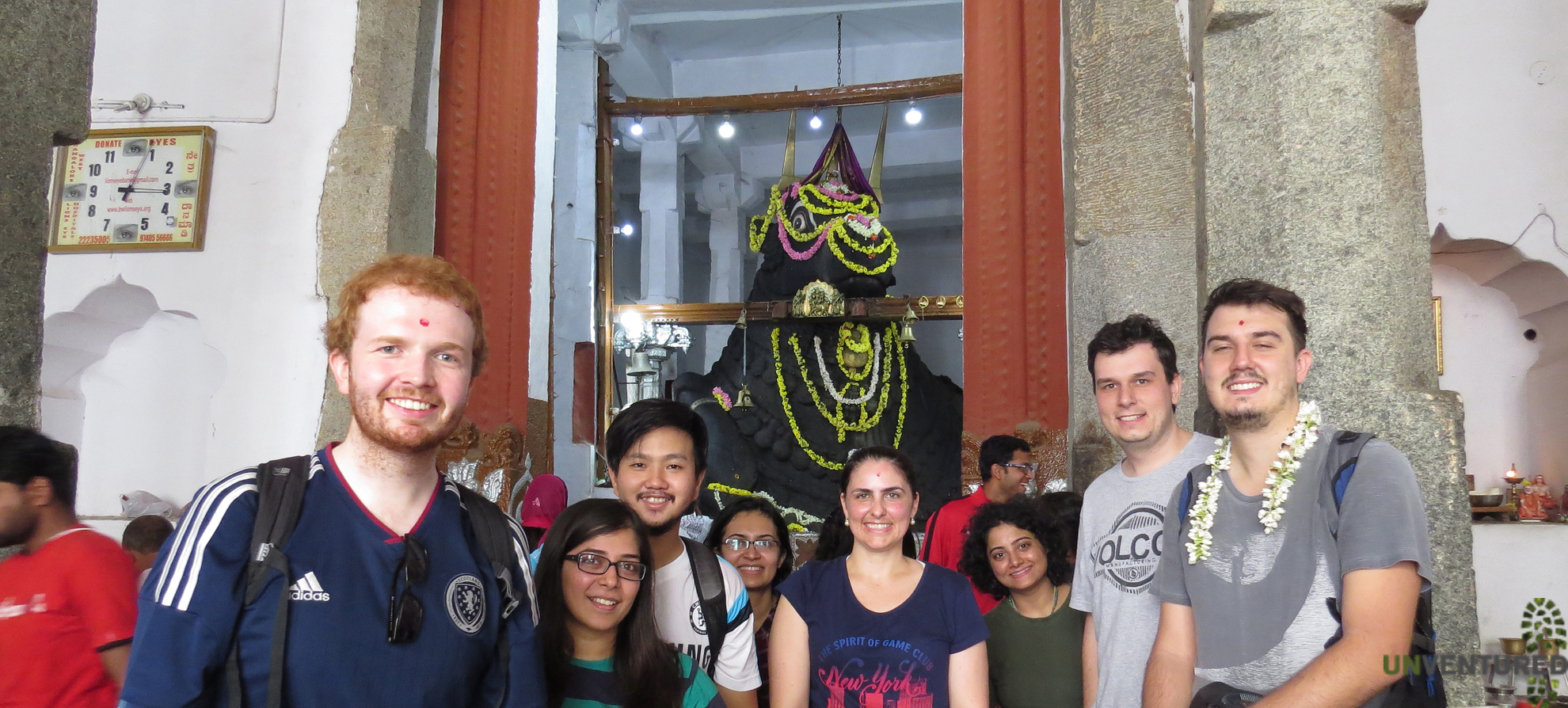 Bengaluru City Tour - Temples and Thindi