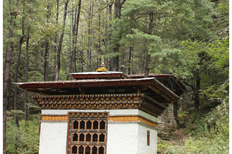 Bhutan Hike Bike Tour