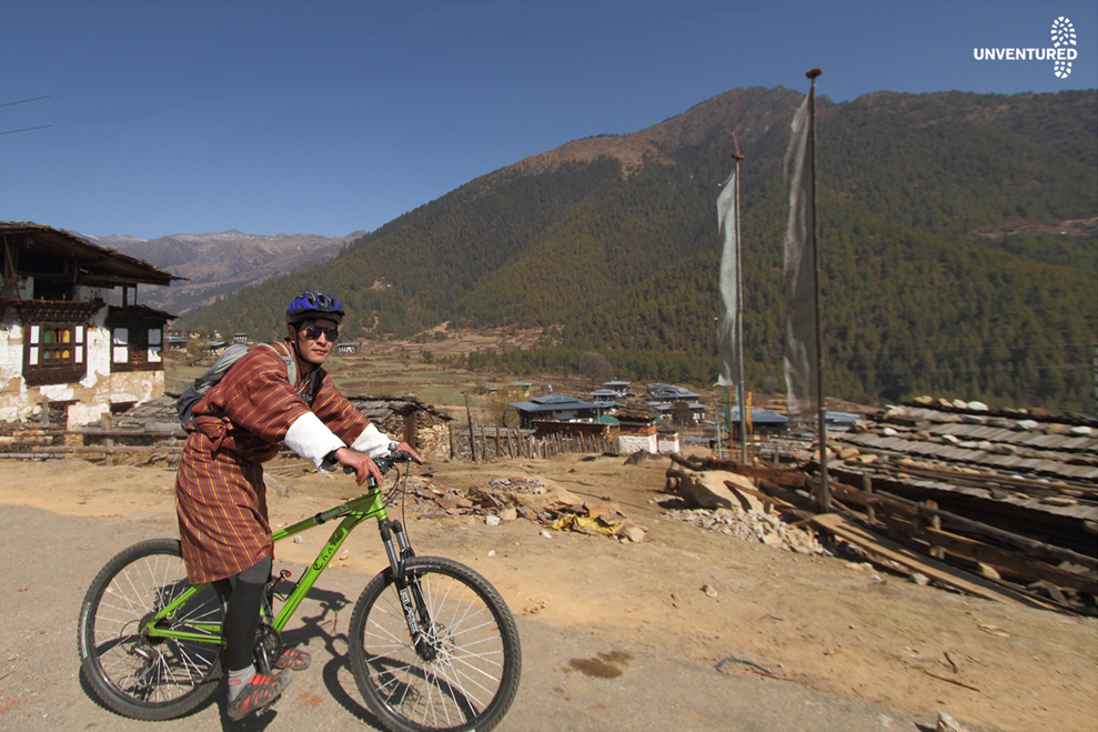 Bhutan Hike Bike Tour