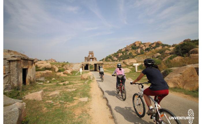 Hampi Badami Bike Tour