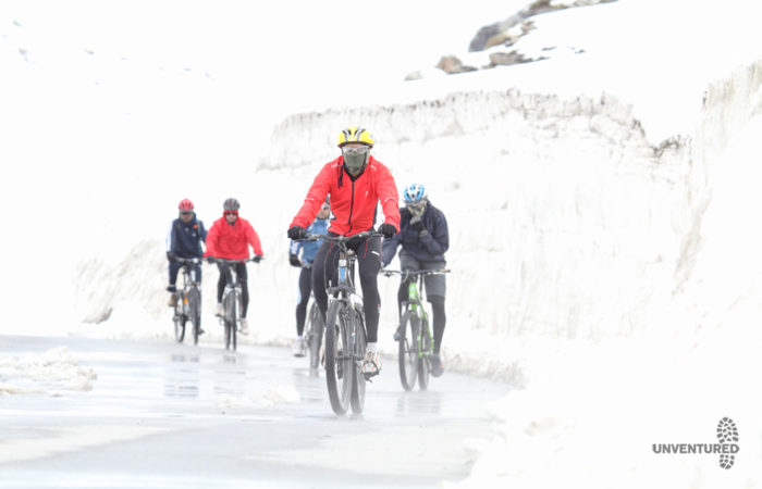 Manali to Leh Bike Tour
