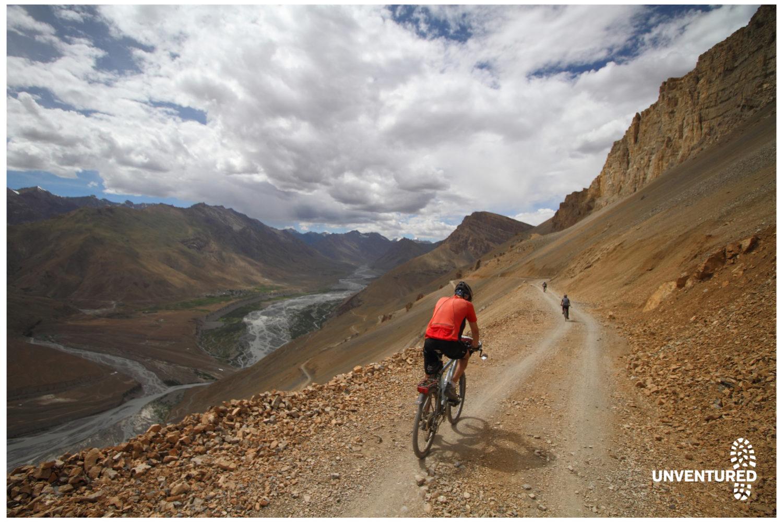 Spiti Valley Hike Bike tour