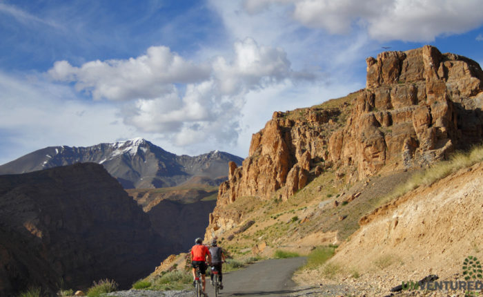 Spiti Valley Hike Bike tour