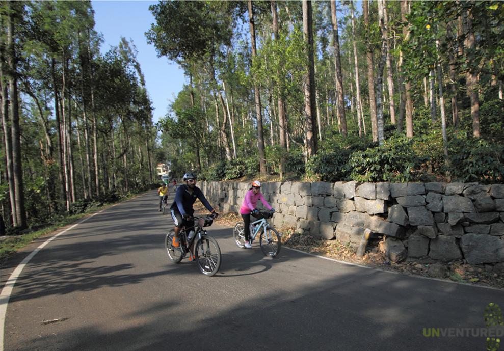 Yercaud Bike Tour