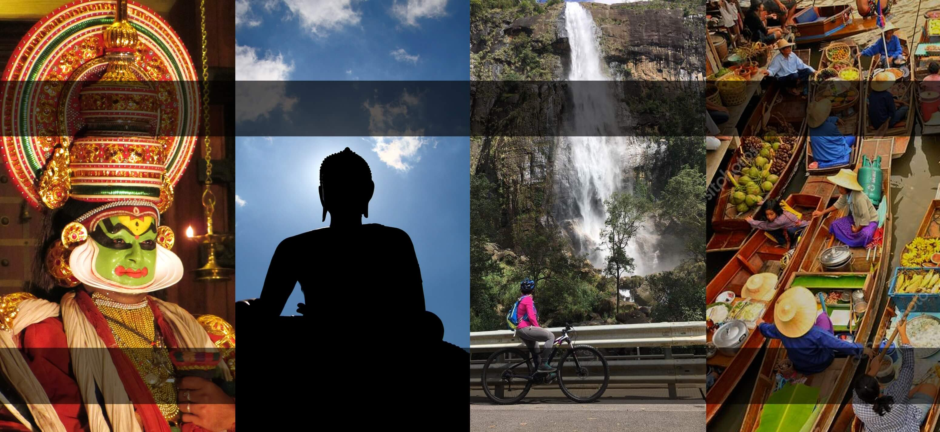 Bike tours and adventure experiences in India, Bhutan, Sri Lanka and Vietnam