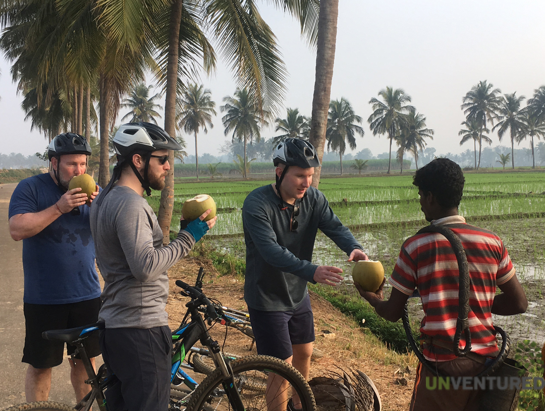 South India Charity Ride
