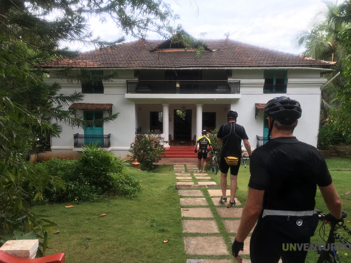 Goa Road Bike Tour