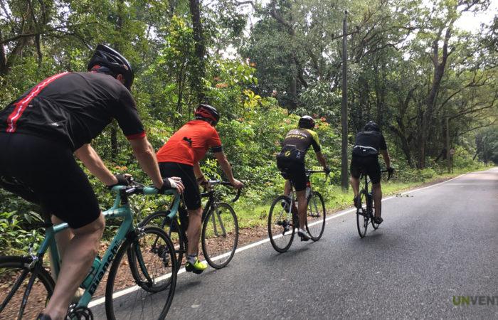 Goa Road Bike Tour Cycling