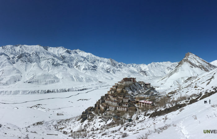 Spiti Winter Hike