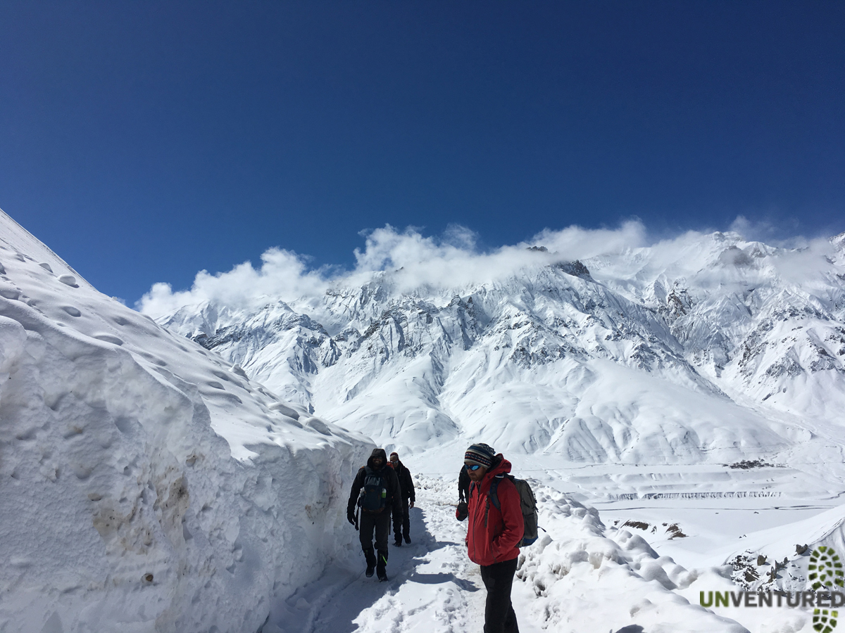 Spiti Winter Hike Tour