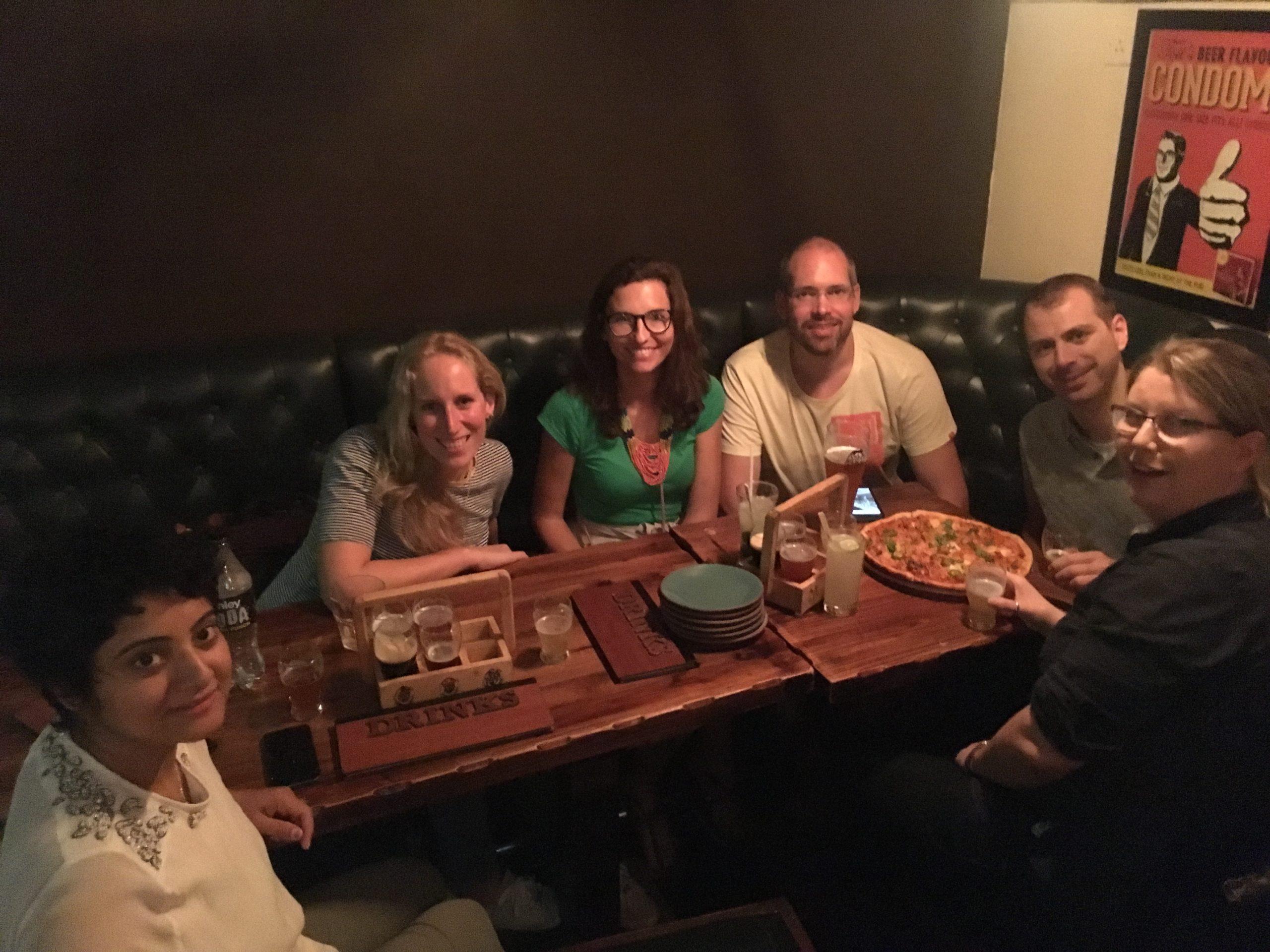 Bengaluru Pub Crawl